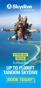 Australia Skydive - 2020