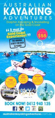 Australian kayaking Adventures - New
