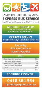 Byron Bay Express