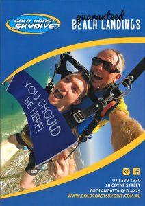 Gold Coast Sky Dive A4 19
