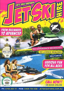 Jet Ski Safaris A4