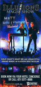 Matt Hollyood Magic Show