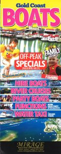 Mirage Boat Hire - New
