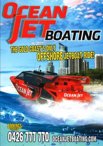 Ocean Jet Boating A4