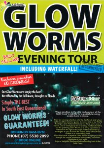 Scenic Glow Worms New