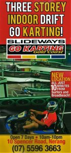 Slideways Go-Karting Gold Coast