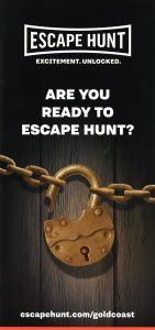 The Escape Hunt - New