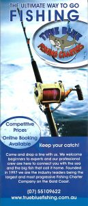 True Blue Fishing Charters