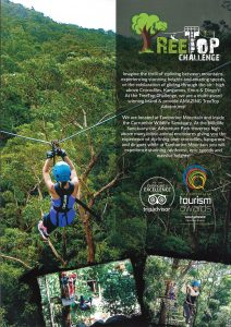 Treetop Challenge A4 20