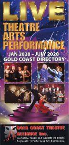 Gold Coast Live Theatre 2020 July