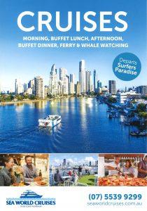 Seaworld Cruises New 2