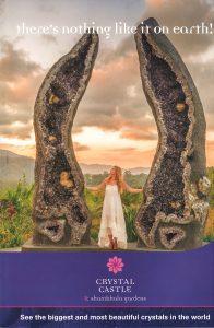 Crystal Castle A4 Book