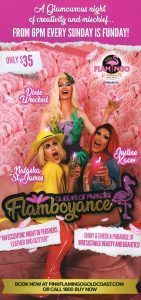 The Pink Flamingo - Flamboyance